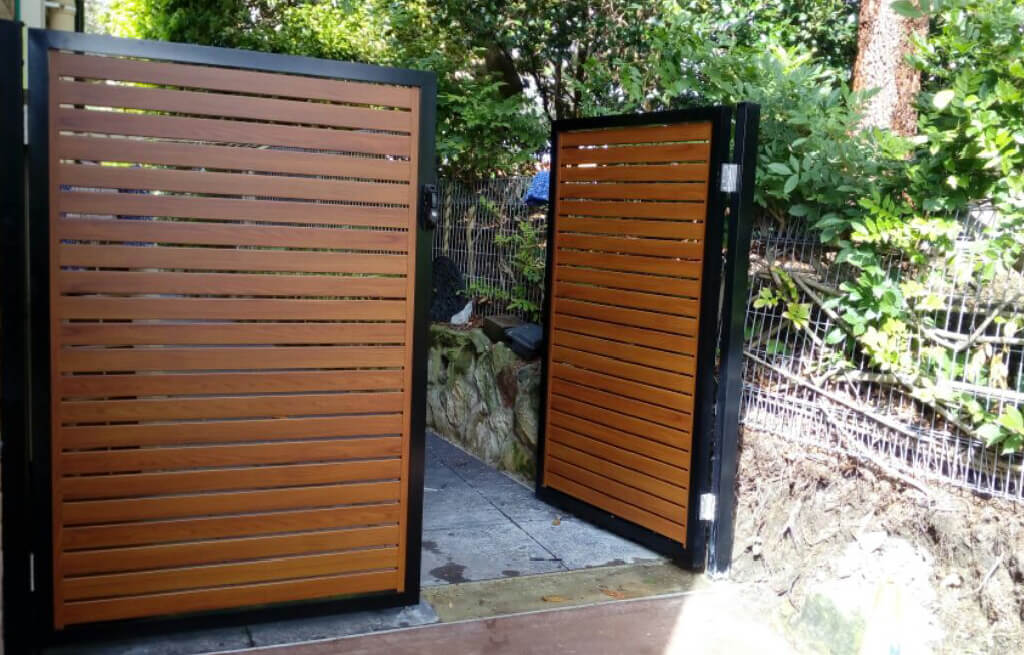 Swing Gates Diy Aluminium